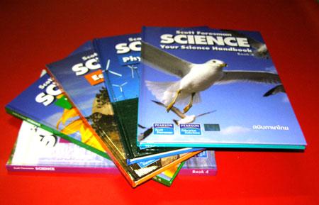 หนังสือชุดวิทยาศาสตร์สำหรับเด็ก  (ชุด 4) / Scott Foresman Science ฉบับภาษาไทย