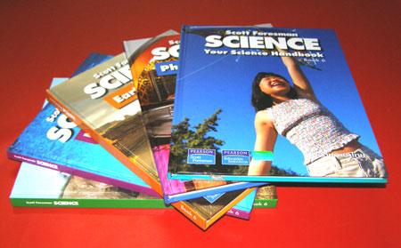 หนังสือชุดวิทยาศาสตร์สำหรับเด็ก  (ชุด 5) / Scott Foresman Science ฉบับภาษาไทย