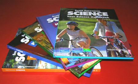 หนังสือชุดวิทยาศาสตร์สำหรับเด็ก  (ชุด 6) / Scott Foresman Science ฉบับภาษาไทย