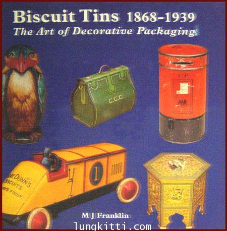 Biscuit Tins  1868 - 1939