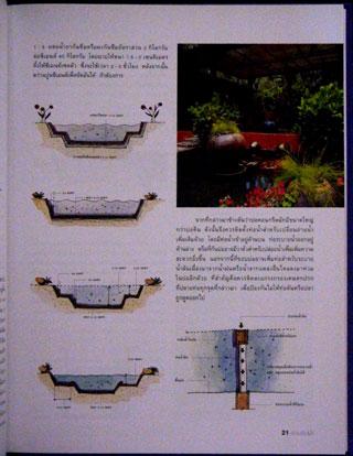 สวนริมน้ำ คู่มือการจัดและตกแต่ง สวนในบ้าน เล่ม 20 3