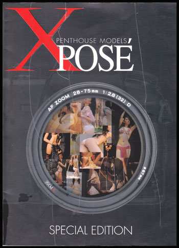 เอ็กซ์โปเซ่  Vol. 1 issue 1