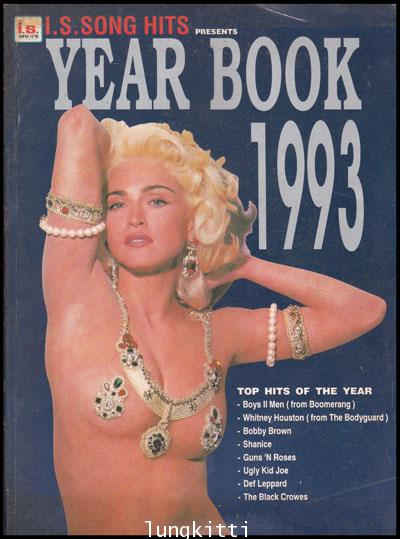 YEAR BOOK'93 – TOP HIS OF THE YEAR 1992
