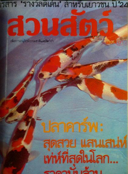 นิตยสารสวนสัตว์ รวมเล่มชุดที่ 2 ฉบับที่ 11 - 20 8