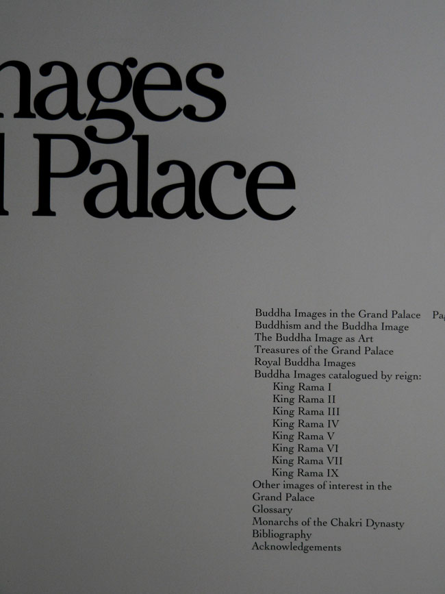 Buddha Images in the Grand Palace / John Hoskin 5