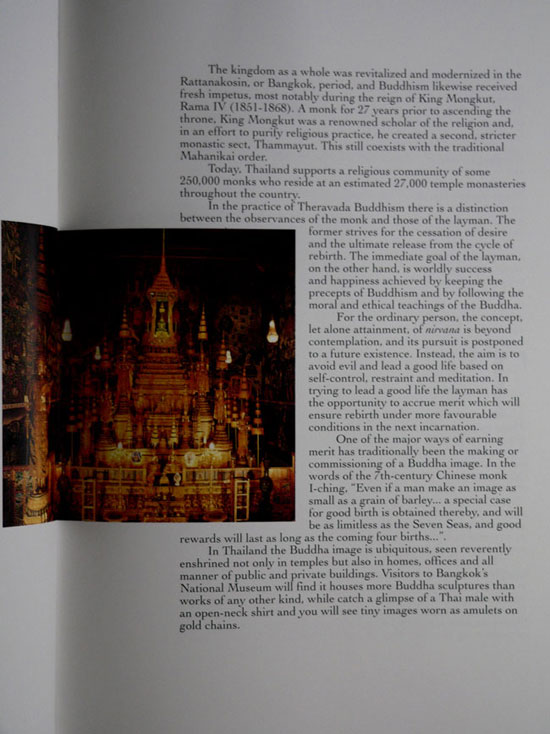 Buddha Images in the Grand Palace / John Hoskin 8