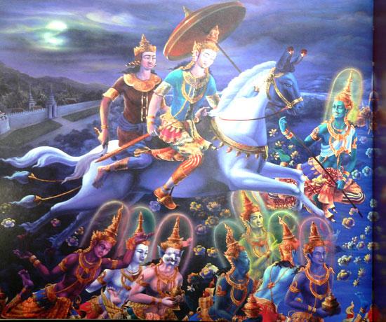 พุทธประวัติ  ( History of Buddha) 3