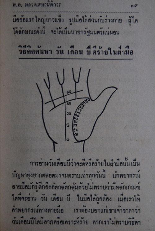 วิทยาการลายมือสงเคราะห์ 3