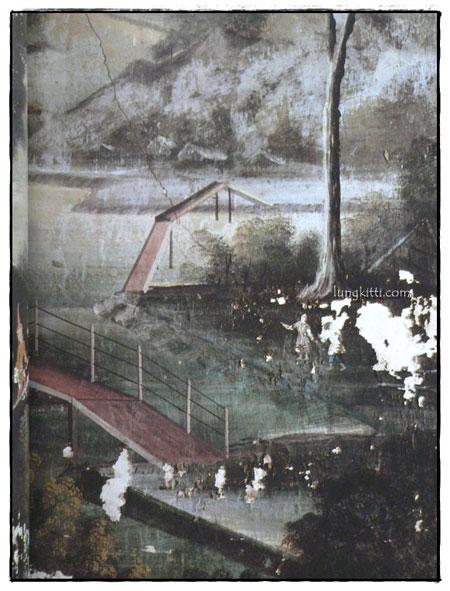 จิตรกรรมฝาผนังในประเทศไทย วัดโสมนัสวิหาร 4