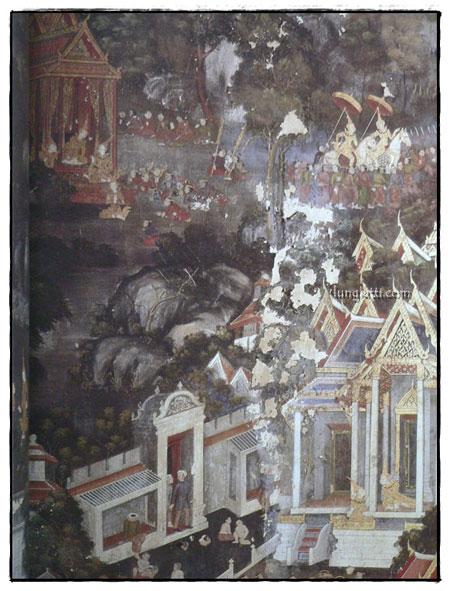 จิตรกรรมฝาผนังในประเทศไทย วัดโสมนัสวิหาร 5
