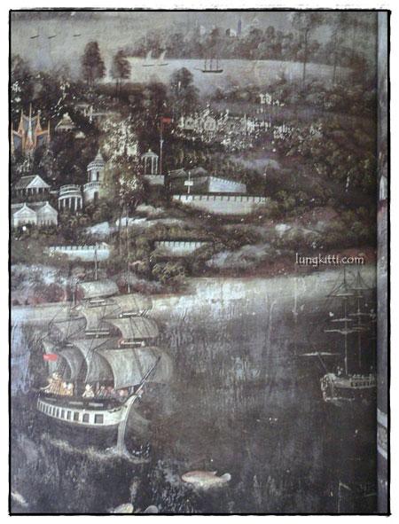 จิตรกรรมฝาผนังในประเทศไทย วัดโสมนัสวิหาร 6