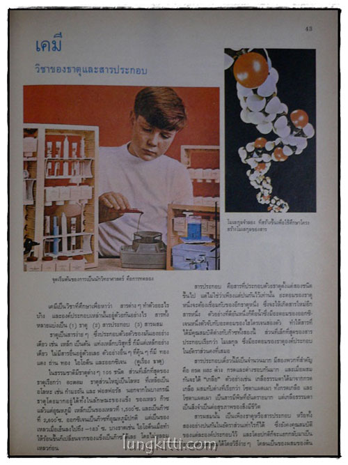สารานุกรมวิทยาศาสตร์ 6