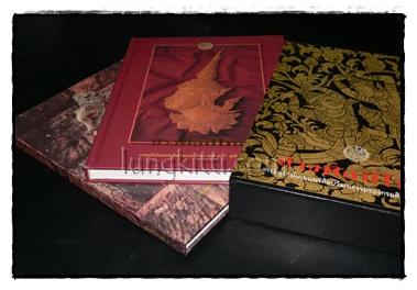 ช่างศิลป์ไทย การอนุรักษ์เผยแพร่ศิลปวัฒนธรรมของกรมศิลปากร ชุดที่ ๑ (เล่ม ๑ - ๒)