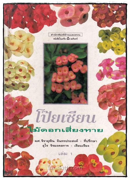 โป๊ยเซียนไม้ดอกเสี่ยงทาย (เล่ม 1)