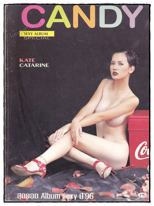 CANDY SEXY ALBUM SPECIAL / KATE CATARINE