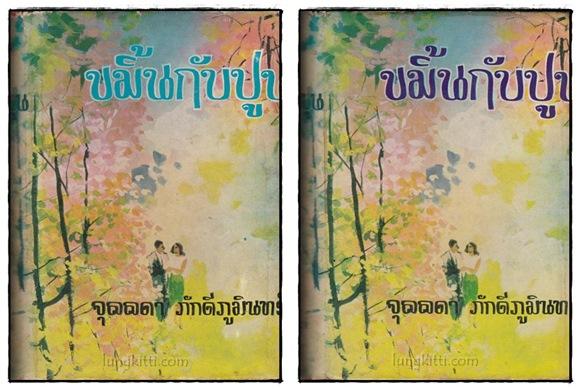 ขมิ้นกับปูน*(2 เล่มจบ)/ จุลลดา ภักดีภูมินทร์