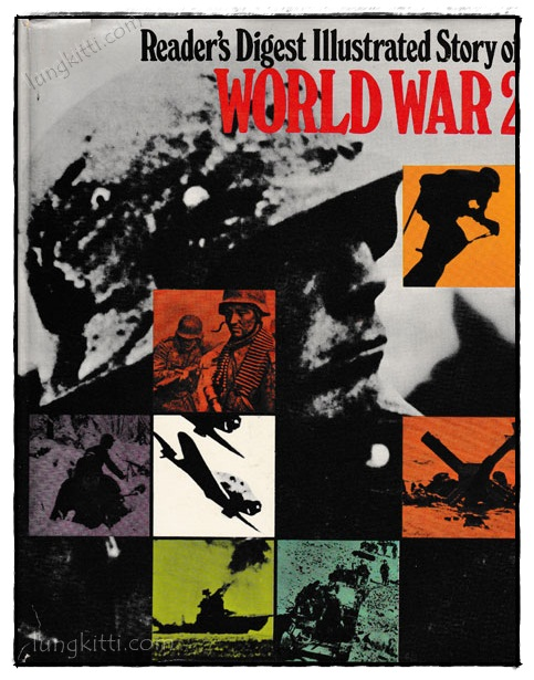 Reader\'s Digest Illustrated Story of World War 2
