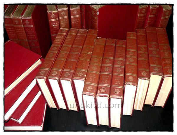 Funk  Wagnalls สารานุกรมโลกใหม่ (27 เล่ม)