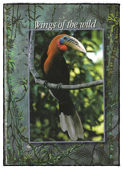 Wings of the wild : บันทึกธรรมชาติด้วยปีกแห่งพงไพร