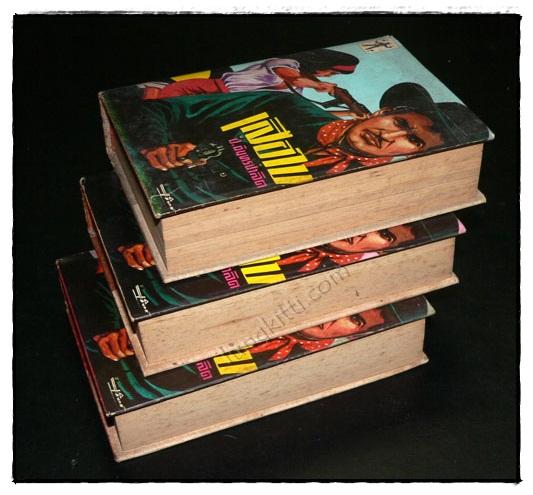 เสือใบ ชุด 3 เล่มจบ / ป.อินทรปาลิต 6