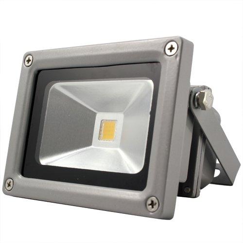 Flood Light LED 10W ไฟส่องอาคาร 220 VDC 1