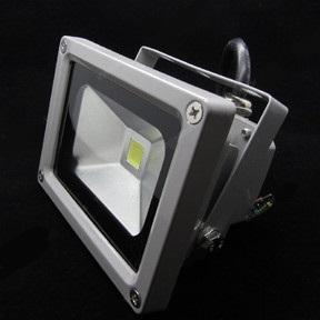 Flood Light LED 10W ไฟส่องอาคาร 220 VDC 3