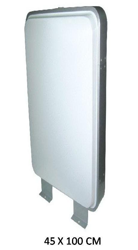 ตู้ไฟสี่เหลี่ยมหลอดไฟ led 45ซม x 100ซม แบบสำเร็จรูปให้ความสว่างมาก ส่วนลด 20เปอร์เซ็นต์ 1