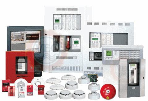 ESL 2-Wire photoelectric smoke detector 711U Edward 3