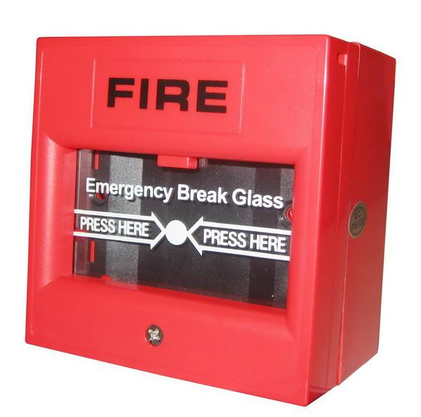 FIRE Break Glass Resettable Manual 1