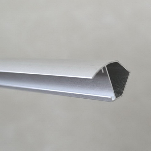 รางไฟอลูมิเนียม แบบ V เส้นละเมตร