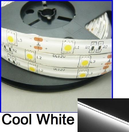 ไฟตู้โชว์ LED Strip Light Ribbon ไฟ LED สายอ่อนสำหรับตู้โชว์สินค้า ม้วนละ
