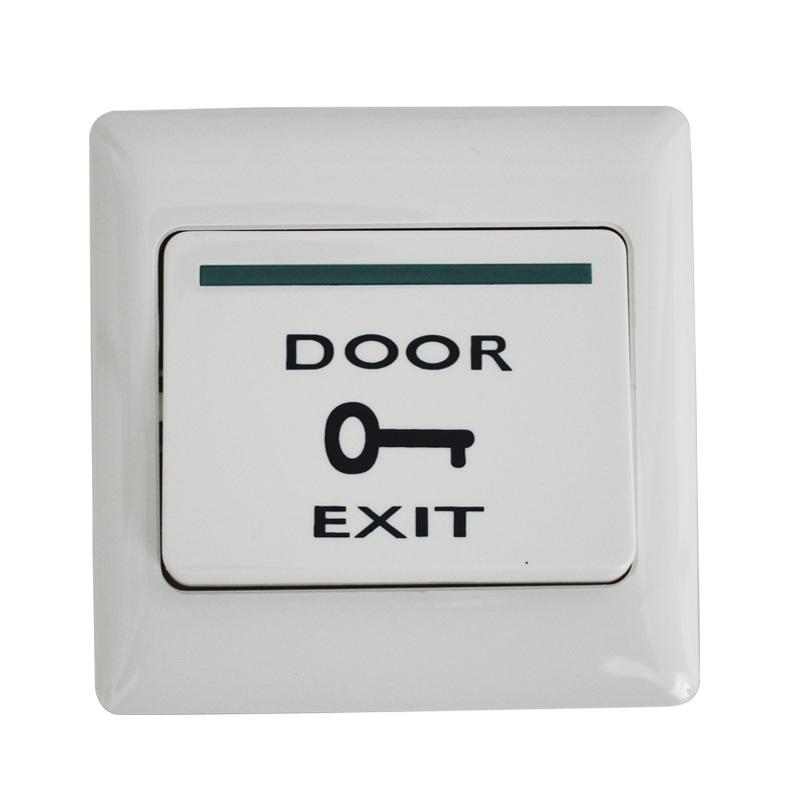 Exit Switch PVC พลาสติก ปุ่มกดเปิดประตู ขายปลีก / ขายส่ง