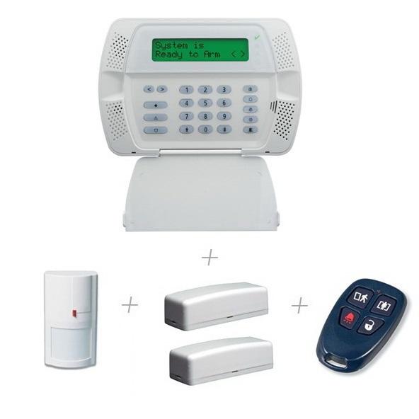 สัญญาณกันขโมยบ้าน DSC 9045  Wireless  สุดยอดเทคโนโลยีจากประเทศแคนาดา รับประกัน 1 ปี