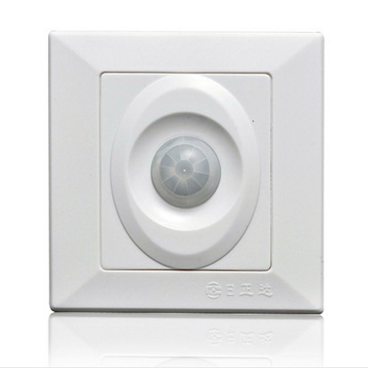 Sensor ตรวจจับความเคลื่อนไหวด้วยระบบ Infrared ระบบเปิด-ปิดไฟอัตโนมัติทางผ่าน ห้องน้ำ ใช้งานที่ โรงแร