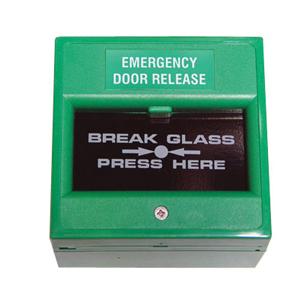 FIRE Break Glass Resettable Manual 4
