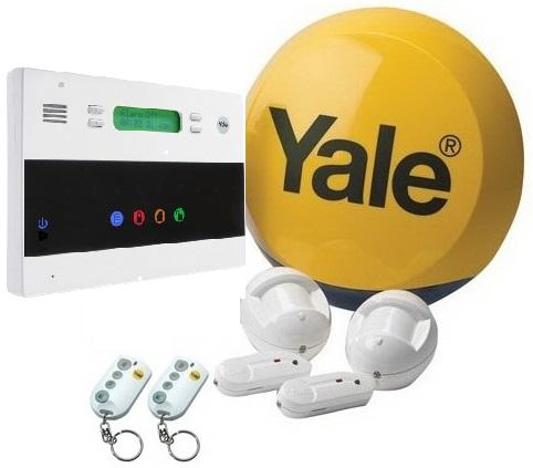 สัญญาณกันขโมย YALE  รุ่น Touch screen