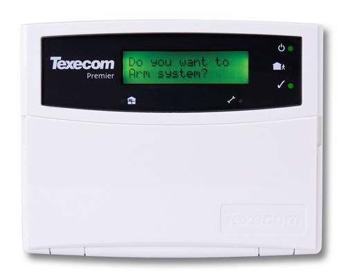 สัญญาณกันขโมยแบบเดินสาย Texecom รุ่น Premier 816  จากประเทศอเมริกา รับประกัน 2 ปี 3