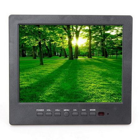 TFT LCD MONITOR COLOR AV,VGA,PC รุ่น L8009  รับประกัน 1 ปี