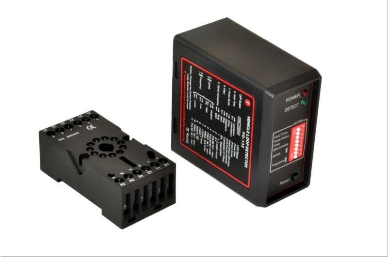 Loop Detector PD132 ลูปดีเทคเตอร์ ใช้กับไม้กันรถยนต์