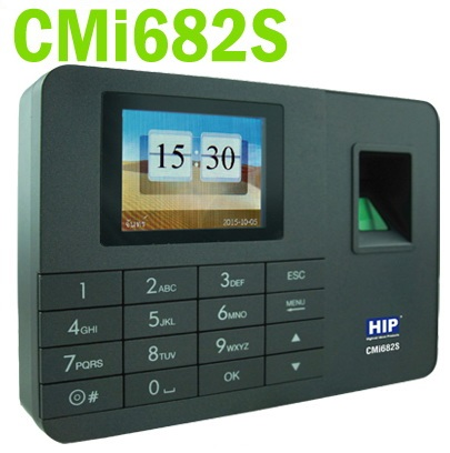 HIP Fingerprint CMi682S เครื่องสแกนลายนิ้วมือ 8000 User 160000 Record