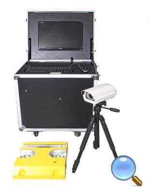 VSCN3000 ระบบสแกนภาพใต้ท้องรถ