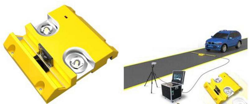 VSCN3000 ระบบสแกนภาพใต้ท้องรถ 3