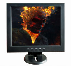 TFT 12 Inch LCD Monitor with AV / VGA / HDMI / USB Input รับประกัน 1 ปี 1