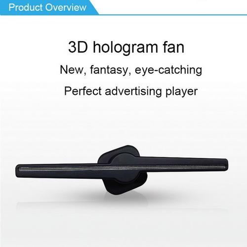 New 3D Hologram Led Fan Display 2