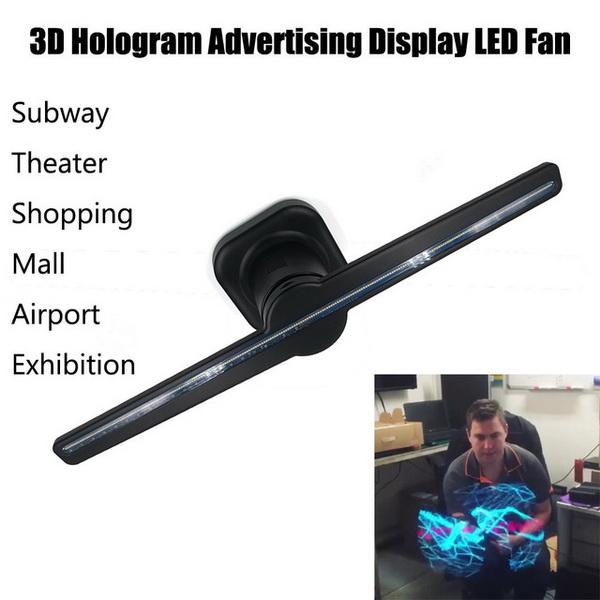New 3D Hologram Led Fan Display 5