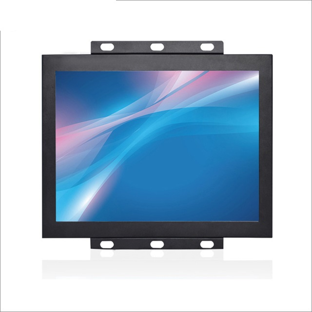 LCD 15 Inch Open Frame Industrial LCD Monitor
