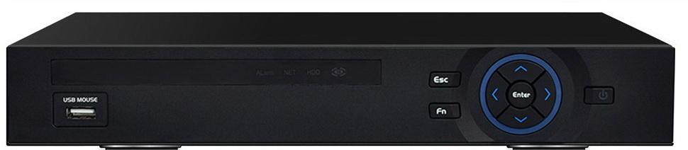กล้องวงจรปิด 16 ช่อง ระบบ HD Hybrid 5 in 1 แถมฟรี ฮาร์ดิส 2000 GB ฯลฯ ราคาถ 1