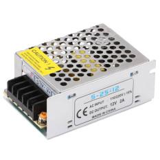 Switching Power Supply 12V 2A ใช้กับกล้องวงจรปิด ฯลฯ