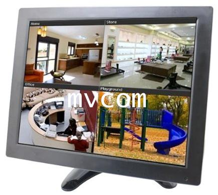 LCD Monitor 10.1 inch TFT with AV , VGA and HDMI  รุ่น H1008  รับประกัน 1 ปี