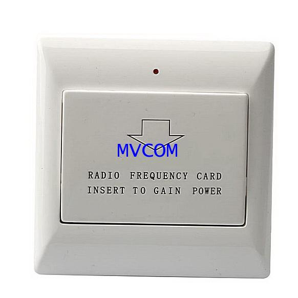 YOUHE Energy Switch ( เปิด-ปิดระบบไฟในห้องพักด้วยบัตร Proximity Card )